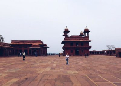 Temple of Fatephur Sikri