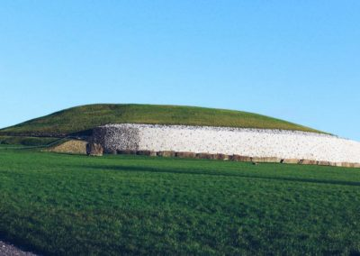Newgrange Stone Age Passage Tomb