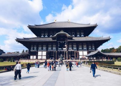 Ancient capital of Nara