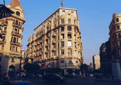 Old Centre of Cairo