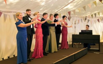 Highlights from this year's Sark Opera (6-min video)