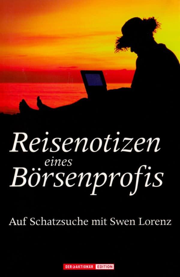 Reisenotizen eines Börsenprofis 2006 Cover