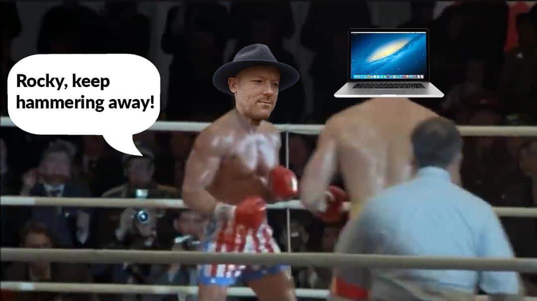 Swen Rocky meme