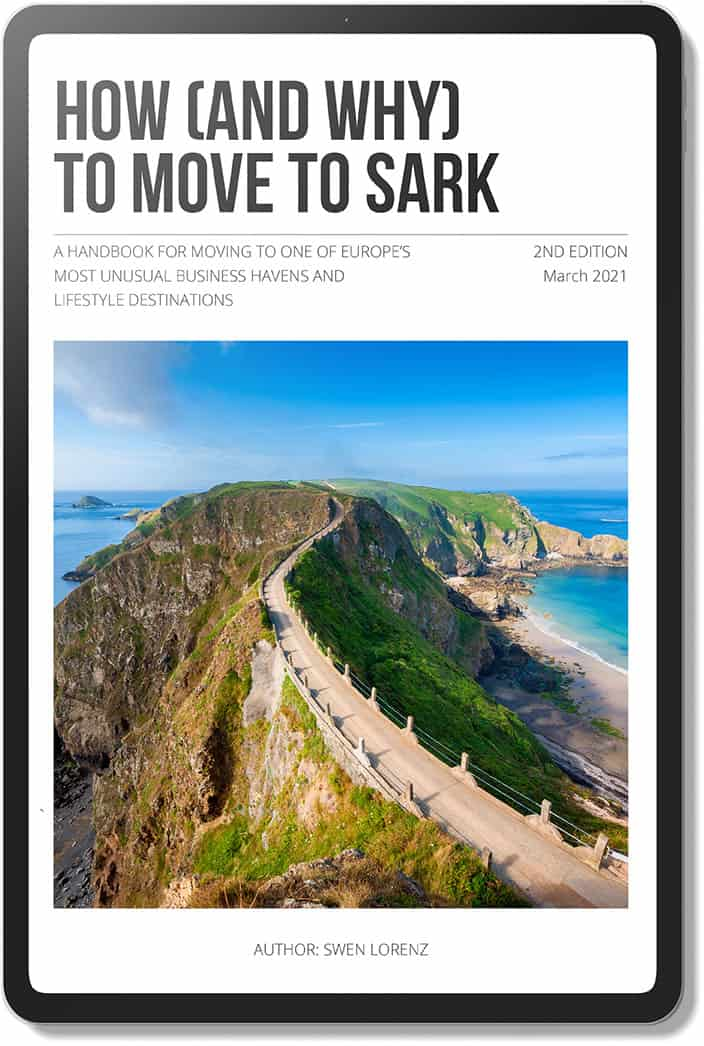 How (and why) to move to Sark