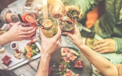 Second-degree dinners: your post-lockdown social strategy